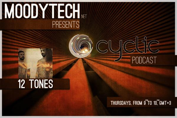 Cyclic Podcast - 12 Tones